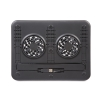 Alternate view 7 for Gear Head Dual-Cool 15.4&quot; Notebook Cooling Stand