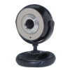 Alternate view 4 for Gear Head WC1300BLK Quick 1.3MP WebCam - Black