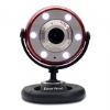 Alternate view 2 for Gear Head WCF2750HDRED Quick HD WebCam Red/Black