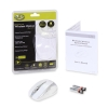 Alternate view 3 for Gear Head BT9400WHT Wireless Optical Mouse