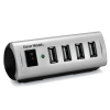 Alternate view 2 for Gear Head 4 Port Energy Saving USB 2.0 Hub 