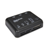 Alternate view 2 for Gear Head 58-in-1 Card Reader & 3 Port USB 2.0 Hub