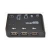 Alternate view 7 for Gear Head 58-in-1 Card Reader & 3 Port USB 2.0 Hub