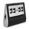 Alternate view 3 for Gear Head UH4200T 4-Port USB 2.0 Triangle Hub
