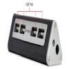 Alternate view 4 for Gear Head UH4200T 4-Port USB 2.0 Triangle Hub