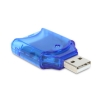 Alternate view 7 for GearHead USB 2.0 Digital SD/SDHC Card Reader