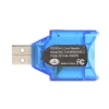 Alternate view 2 for GearHead USB 2.0 Digital SD/SDHC Card Reader