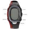 Alternate view 3 for Garmin Forerunner FR60M Heart Rate Monitor Watch
