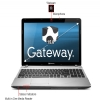 "Alternate view 7 for Gateway NV57H20u 15.6"" Blue Notebook PC"