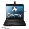 "Alternate view 6 for Gateway Pentium 4GB 17.3"" Black Notebook"