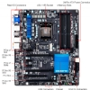 Alternate view 5 for Gigabyte GA-Z77X-D3H I5-3570K QUAD CORE BUNDLE