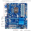 Alternate view 7 for GIGABYTE Z77-D3H DUAL CORE Bundle