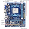 Alternate view 4 for GIGABYTE GA-A55M-DS2 AMD A Series Motherboard