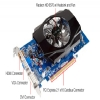 Alternate view 4 for GIGABYTE Radeon HD 6570 1GB OverClocked DDR3 PCIe