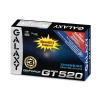 Alternate view 2 for Galaxy GeForce GT 520 2GB DDR3 PCIe Video Card