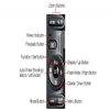 Alternate view 6 for GE T144-BKC Digital Camera Bundle