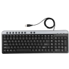 Alternate view 2 for PowerUp! G54-40859 Multimedia Keyboard