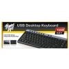 Alternate view 6 for PowerUp! G54-40859 Multimedia Keyboard