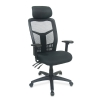 Alternate view 2 for interion Office Chair with Headrest & Arm Rests
