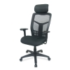 Alternate view 3 for interion Office Chair with Headrest &amp; Arm Rests