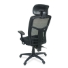 Alternate view 5 for interion Office Chair with Headrest & Arm Rests