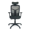 Alternate view 7 for interion Office Chair with Headrest &amp; Arm Rests