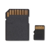 Alternate view 2 for HP 2GB MicroSD Card With Adapter