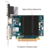 Alternate view 4 for HIS Radeon HD 5450 1GB DDR3 PCIe, DVI/HDMI/VGA