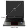 Alternate view 6 for HP Folio 13.3 Core i5 processor Win7 Pro Ultrabook