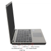 Alternate view 7 for HP Folio 13.3 Core i5 processor Win7 Pro Ultrabook