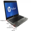 Alternate view 4 for HP ProBook 14&quot; Core i5 500GB HDD Notebook