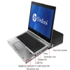 "Alternate view 4 for HP EliteBook Core i5 4GB, 500GB HDD, 14"" Notebook"