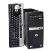 Alternate view 2 for HP B2C00UT Intel Pentium Desktop PC