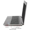 Alternate view 7 for HP ProBook 15.6&quot; Core i3 500GB Windows 7Pro Laptop