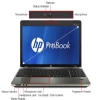 "Alternate view 6 for HP ProBook 17.3"" Core i5 500GB HDD Notebook"