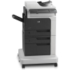 Alternate view 2 for HP M4555f  LaserJet Enterprise B&W MFP