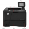 Alternate view 6 for HP LaserJet Pro 400 M401dw WiFi Printer Duplex