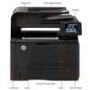 Alternate view 5 for HP LaserJet Pro 400 M425dn Multifunction Printer