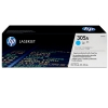 Alternate view 2 for HP 305A Cyan LaserJet Toner Cartridge
