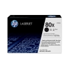Alternate view 3 for HP 80X CF280X Black LasJet Toner Cartridge 6,9K Yd