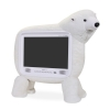 Alternate view 4 for Hannspree ST19PMUW 19&quot; Polar Bear LCD HDTV