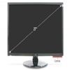 Alternate view 6 for I-Inc 27&quot; Wide 1080p LED, Speakers, VGA, DVI