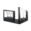 Alternate view 2 for iStarUSA WU-60B 6U Wallmount Open Frame Rack