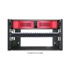 Alternate view 5 for iStarUSA WU-60B 6U Wallmount Open Frame Rack