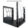 Alternate view 6 for iStarUSA WU-60B 6U Wallmount Open Frame Rack