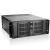 Alternate view 2 for iStarUSA 4U Compact Stylish Rackmount Chassis