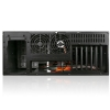 Alternate view 6 for iStarUSA 4U Compact Stylish Rackmount Chassis