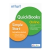 Alternate view 2 for Intuit QuickBooks Online Simple Start 2012