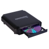 Alternate view 2 for Kanguru QS2 24x External Optical Drive - Black