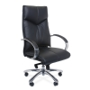 Alternate view 2 for Interion Black Executive Office Chair